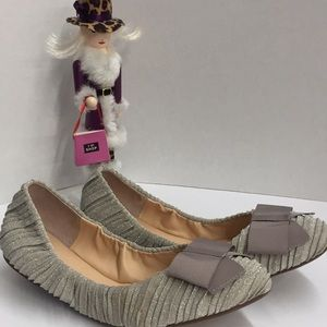 Crown & Ivy Ci-Ilene Ballet Flats Size 8.5M